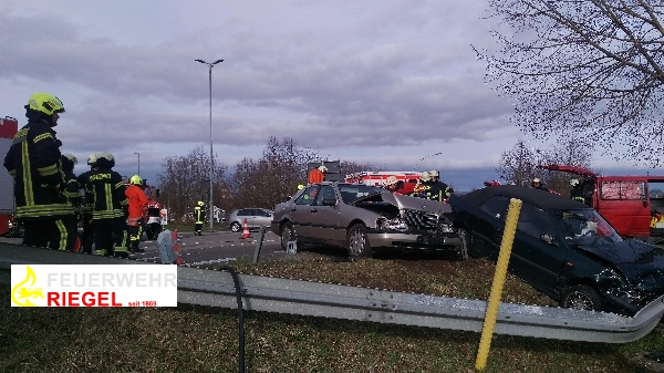 Verkehrsunfall VU